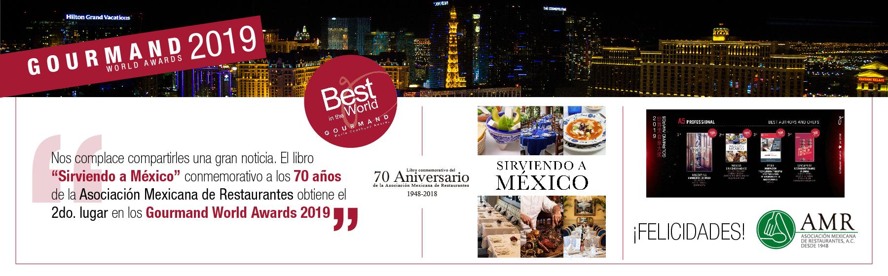 Asociación Mexicana De Restaurantes A C Desde 1948